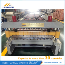 Trapezoidal Metal Sheet Roll Forming Machine